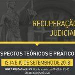 Recuperação Judicial com aspectos teóricos e práticos