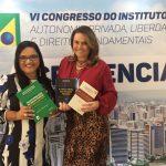 Professoras FAMA participam do VI Congresso do IBDCivil em Fortaleza