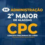 Curso de Administração da FAMA é 2º maior de Alagoas no CPC