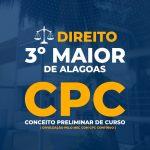 Curso de Direito da FAMA é 3º maior de Alagoas no CPC