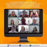 Audiências simuladas de mediação